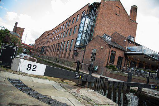 Loch 92, Dukes 92, Manchester, Castlefield, Canal, Uk