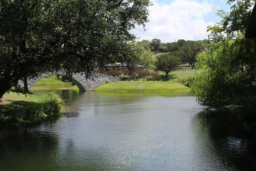 Buckhorn, Lake, Resort, Kerrville, Texas, Hill, Country