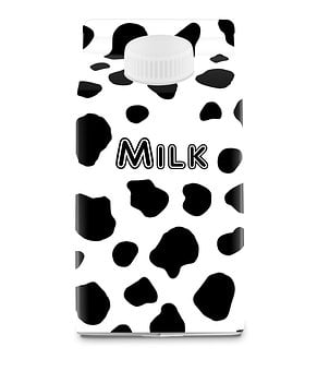 Milk, Carton, Drink, Dairy, Container