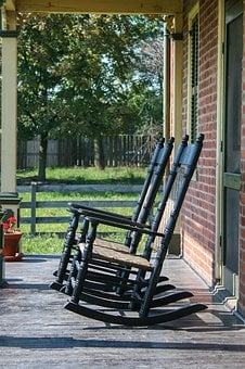 Rocking Chair, Wooden, Rocking Chairs, Chair, Chairs