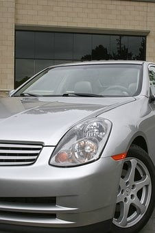 Car, Sedan, Vehicle, Close-up, Automobile, Dealer