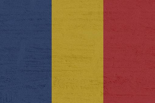 Romania, Flag