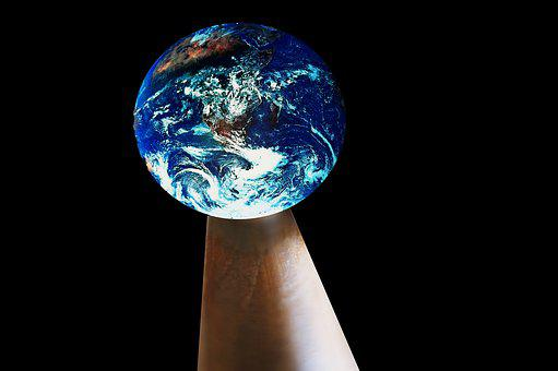 Earth, Planet, Space, Globe, Blue Planet, Astronomy