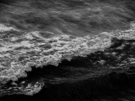 Mar, Ocean, Beira Mar, Water, Beach, Sand, Nature