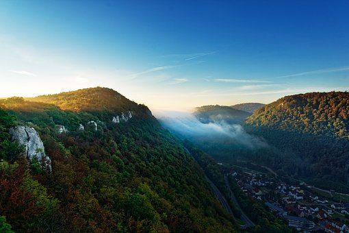 Mountains, Alb, Swabian Alb, Alb Eaves, Landscape