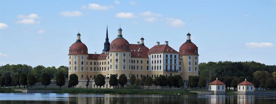 Saxony, Castle, Moritz Castle