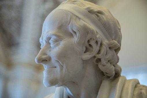 Voltaire, Statue, Museum, Philosopher, Sculpture