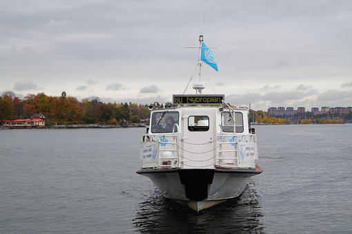 Sweden, Stockholm, Water, Boot, Nacka, Archipelago, Sea