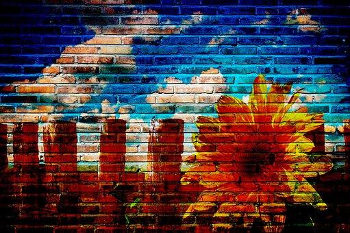Graffiti, Wall, Urban, Spray, Street, Culture, Artistic