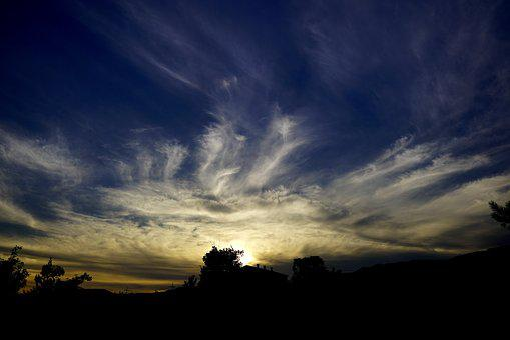 Autumn Sky, Autumn, Sky, Cloud, Republic Of Korea