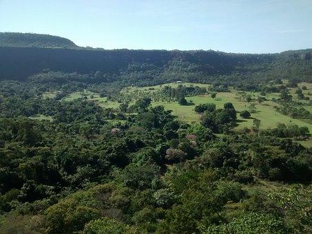 Landscape, Mirante, Tranquility, Tourist, City, Horizon