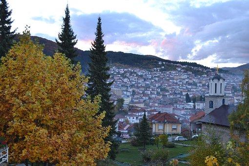 High, Macedonia, City