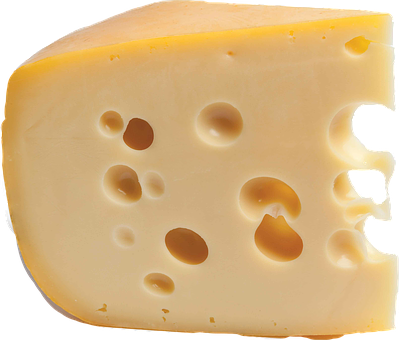 Cheese, With, Holes