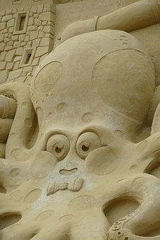 Octopus, Eyes, Duisburg, Landscape Park