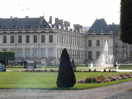 Castle, Of, Luneville