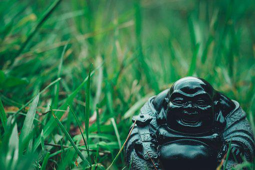 Religion, Buddha, China, Chinese Buddha, Monk, Statue
