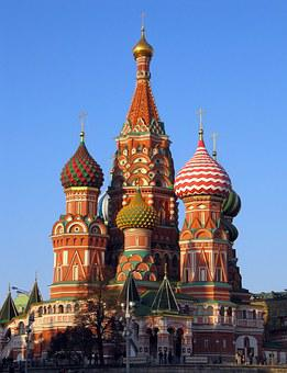 Moscow, Red Square, Historically, Architecture