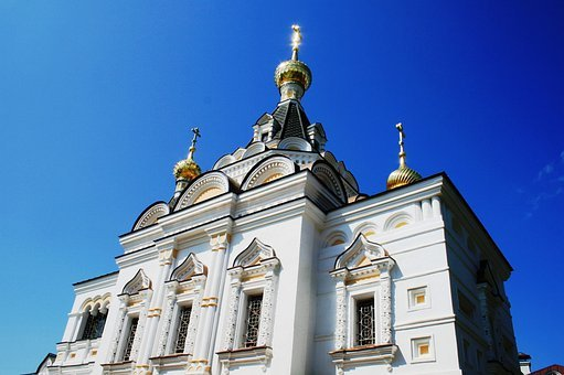 Cathedral, Church, Historic, Building, Religion