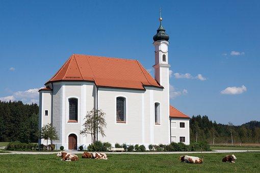 Church, Chapel, Building, Christian, Small Church