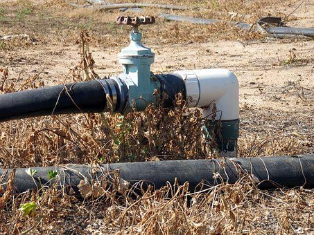 Drought, Pipe, Valve, Equipment, Spigot, Dry, Summer