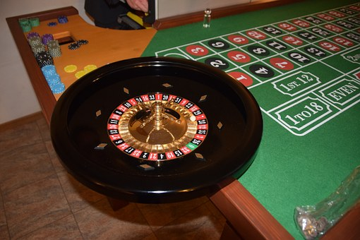Roulette, Play, Casino, Gambling, Win Lose, Chips