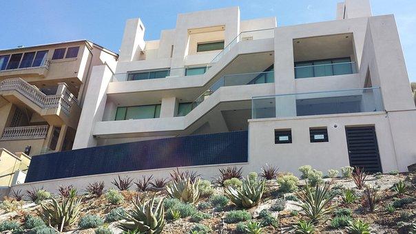 Huge Home, Newport, Beach, Ocean, Modern, Pacific