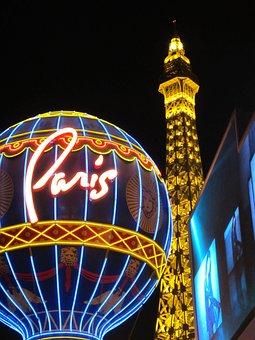 Paris Hotel, Las Vegas, Strip, Casino, Nevada
