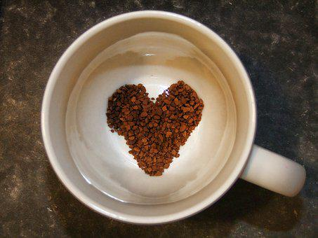 Coffee, Love, Caffiene, Cup, Lifestyle, Day, Happiness