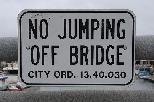 Sign, Ordinance, Law, Bridge, Legal, Authority