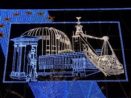 Overhead Projector, Image, Finland, Helsinki
