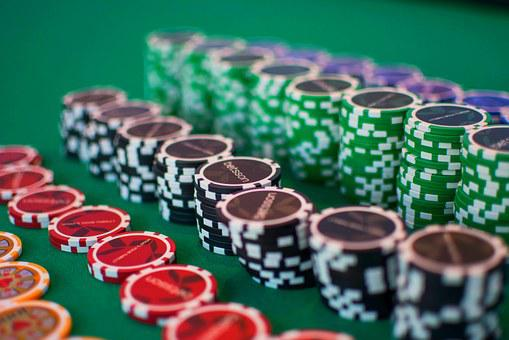 Poker, Gamble, Chips, Gaming, Roulette, Casino, Game