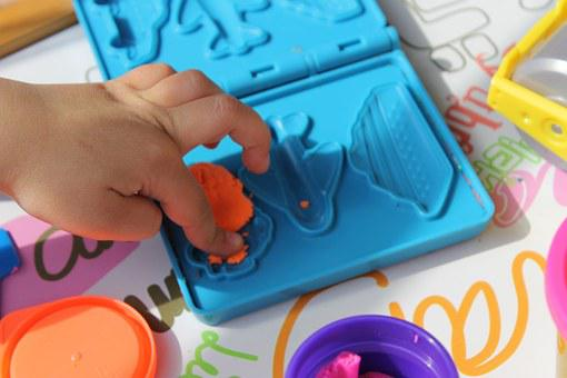 Putty, Dough, Play, Child Kid, Fun, Activity, Toy