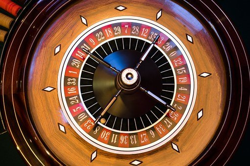 Roulette, Roulette Wheel, Turn, Movement, Out Of Focus