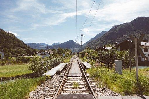 Travel, Journey, Trip, Rail, Railroad, Train, Transport