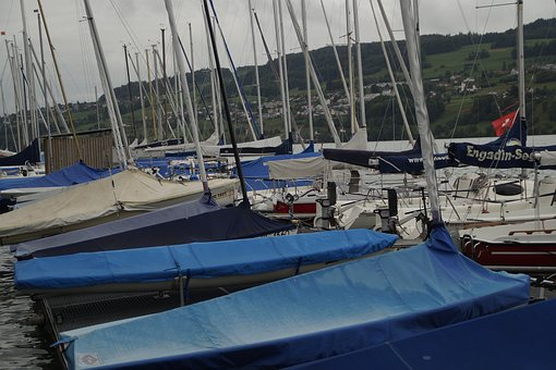 Yacht, Marina, Boat Harbour, Boats, Shipping, Lake