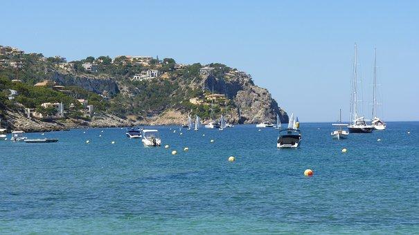 Summer, Sun, Sea, Sky, Holiday, Holidays, Boats