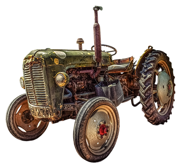 Tractor, Old, Old Tractor, Oldtimer, Commercial Vehicle