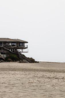 Beach, Home, Modern, Expensive, Empire, Beach House