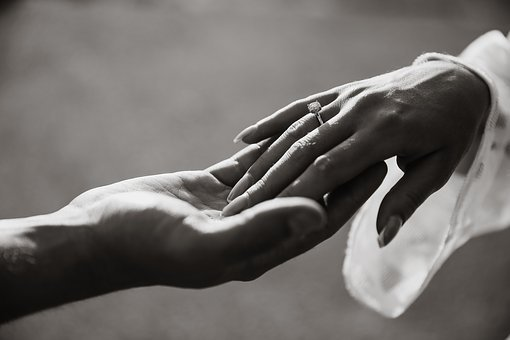 Hands, Ring, Hand, Fingers, Female Hands, Engagement