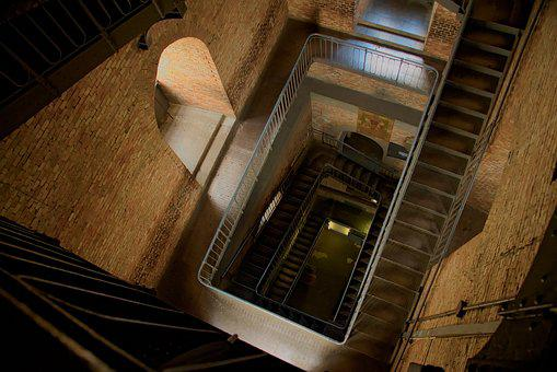 Stairs, Spiral Staircases, Tower, History