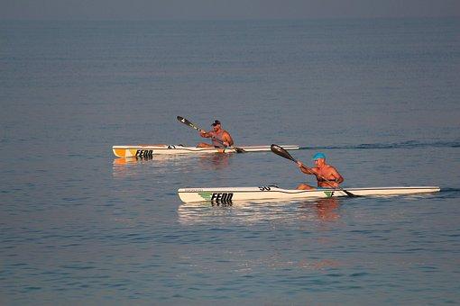 Kayak, Sea, Water, Sport, Kayaking, Adventure, Boat
