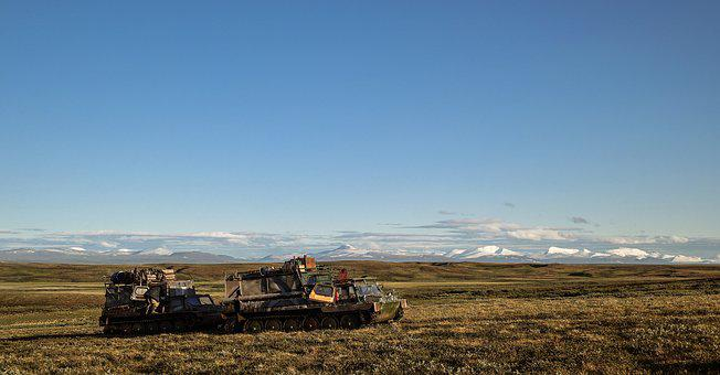 Russia, Expedition, North, Landscape, Summer