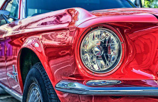 Ford, Mustang, V8, 67, Ford Mustang, Automotive