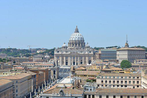 St Peter's Basilica, St Peter's Square, Rome