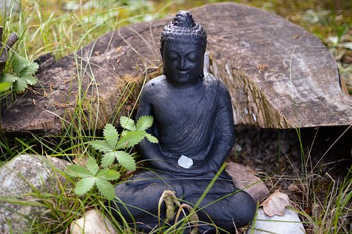 Buddha, Buddhism, Inner Calm, Statue, Religion