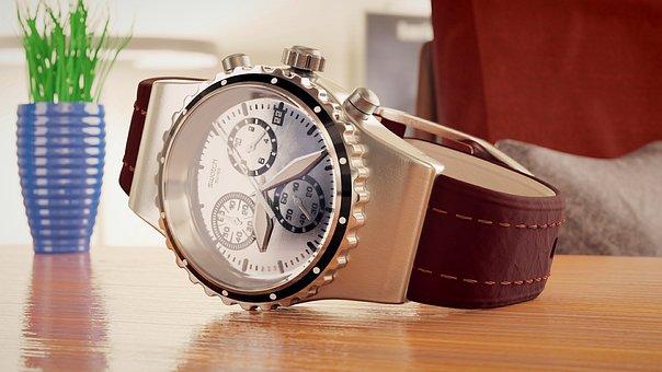 Swatch, Wrist, Watch, Luxurious, Luxury, Swiss