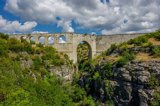 Incekaya Aqueduct, Incekaya, Aqueduct, Water, Kemer