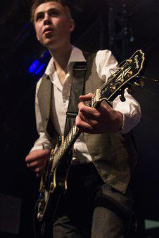 Singer, Musician, Microphone, Artists, Band, Concert