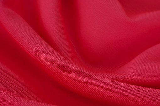 Red, Colors, Fabric, Abstract, Textile, Design