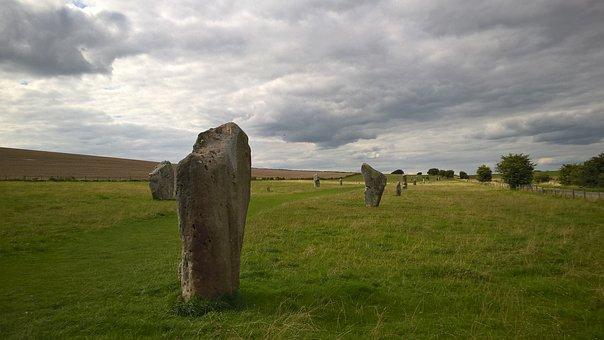 Megalith, Megalithic, Stone Circle, Avebury, Dolmen